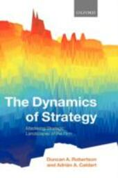 Dynamics of Strategy: Mastering Strategic Landscapes of the Firm