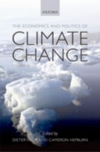 Ebook in inglese Economics and Politics of Climate Change