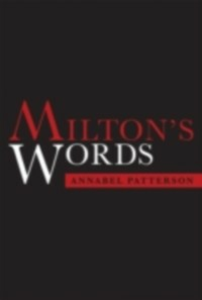 Ebook in inglese Milton's Words Patterson, Annabel