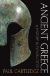 Foto Cover di Ancient Greece: A Very Short Introduction, Ebook inglese di Paul Cartledge, edito da OUP Oxford