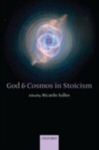 Foto Cover di God and Cosmos in Stoicism, Ebook inglese di  edito da OUP Oxford