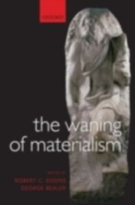 Ebook in inglese Waning of Materialism -, -