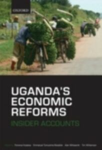 Ebook in inglese Uganda's Economic Reforms: Insider Accounts