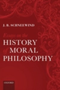 Ebook in inglese Essays on the History of Moral Philosophy Schneewind, J. B.