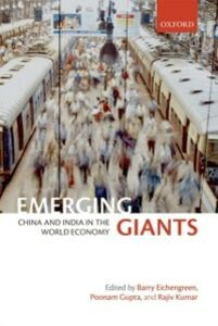 Ebook in inglese Emerging Giants: China and India in the World Economy -, -