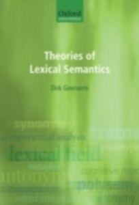Ebook in inglese Theories of Lexical Semantics Geeraerts, Dirk