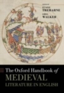 Ebook in inglese Oxford Handbook of Medieval Literature in English