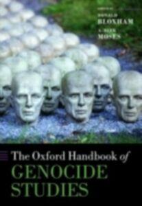 Ebook in inglese Oxford Handbook of Genocide Studies