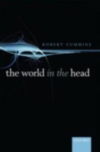 Foto Cover di World in the Head, Ebook inglese di Robert Cummins, edito da OUP Oxford