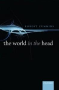 Ebook in inglese World in the Head Cummins, Robert