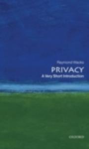 Ebook in inglese Privacy WACK, ACKS