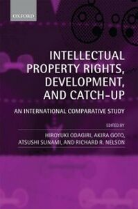 Ebook in inglese Intellectual Property Rights, Development, and Catch Up: An International Comparative Study -, -