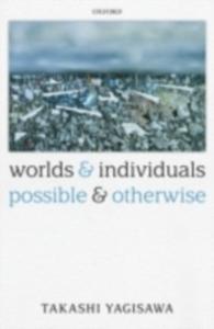 Ebook in inglese Worlds and Individuals, Possible and Otherwise Yagisawa, Takashi