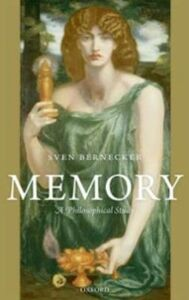 Ebook in inglese Memory: A Philosophical Study Bernecker, Sven