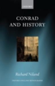 Ebook in inglese Conrad and History Niland, Richard
