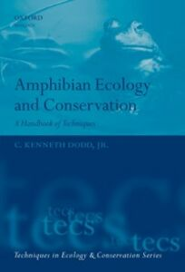 Ebook in inglese Amphibian Ecology and Conservation: A Handbook of Techniques -, -