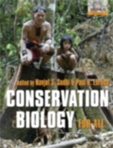 Foto Cover di Conservation Biology for All, Ebook inglese di  edito da OUP Oxford