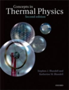 Ebook in inglese Concepts in Thermal Physics Blundell, Katherine M. , Blundell, Stephen J.