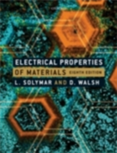 Ebook in inglese Electrical Properties of Materials 8/e LASZLO, SOLYMAR