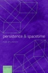 Ebook in inglese Persistence and Spacetime Balashov, Yuri