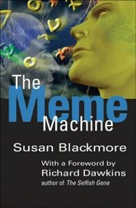 Foto Cover di Meme Machine, Ebook inglese di Susan Blackmore, edito da OUP Oxford