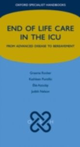Ebook in inglese End of Life Care in the ICU:From advanced disease to bereavement