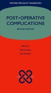 Foto Cover di Post-operative Complications, Ebook inglese di  edito da OUP Oxford