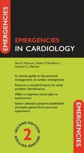 Foto Cover di Emergencies in Cardiology, Ebook inglese di  edito da OUP Oxford