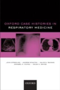 Foto Cover di Oxford Case Histories in Respiratory Medicine, Ebook inglese di AA.VV edito da OUP Oxford