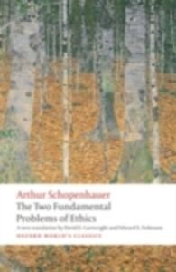Ebook in inglese Two Fundamental Problems of Ethics Schopenhauer, Arthur