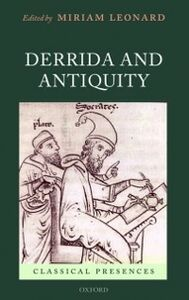 Foto Cover di Derrida and Antiquity, Ebook inglese di  edito da OUP Oxford