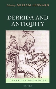 Ebook in inglese Derrida and Antiquity -, -