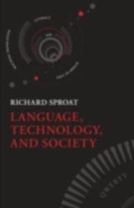 Ebook in inglese Language, Technology, and Society Sproat, Richard