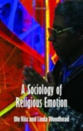 Sociology of Religious Emotion