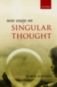 Ebook in inglese New Essays on Singular Thought -, -