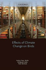 Ebook in inglese Effects of Climate Change on Birds -, -