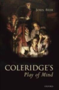 Ebook in inglese Coleridge's Play of Mind Beer, John
