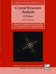Ebook in inglese Crystal Structure Analysis Glusker, Jenny Pickworth , Trueblood, Kenneth N.