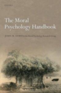 Foto Cover di Moral Psychology Handbook, Ebook inglese di John M. Doris,The Moral Psychology Research Group, edito da OUP Oxford