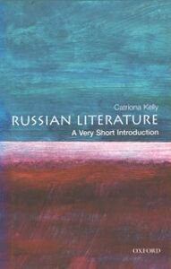 Ebook in inglese Russian Literature: A Very Short Introduction Kelly, Catriona