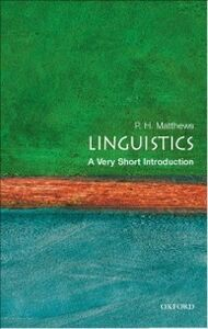 Ebook in inglese Linguistics: A Very Short Introduction Matthews, P. H.