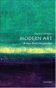 Ebook in inglese Modern Art: A Very Short Introduction Cottington, David