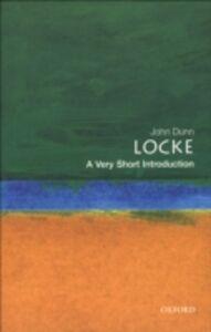 Foto Cover di Locke: A Very Short Introduction, Ebook inglese di John Dunn, edito da OUP Oxford