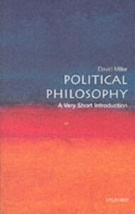 Ebook in inglese Political Philosophy: A Very Short Introduction Miller, David