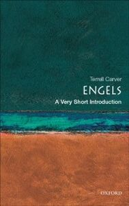 Foto Cover di Engels: A Very Short Introduction, Ebook inglese di Terrell Carver, edito da OUP Oxford