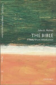 Ebook in inglese Bible: A Very Short Introduction Riches, John