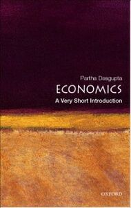 Ebook in inglese Economics: A Very Short Introduction Dasgupta, Partha
