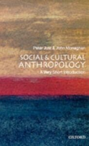 Ebook in inglese Social and Cultural Anthropology: A Very Short Introduction Just, Peter , Monaghan, John