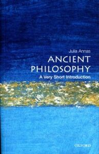 Ebook in inglese Ancient Philosophy: A Very Short Introduction Annas, Julia