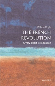 Ebook in inglese French Revolution: A Very Short Introduction Doyle, William